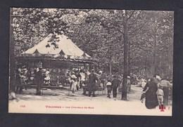 Vente Immediate Vincennes - Saint Mande - Les Chevaux De Bois (animée Manege Forain Fleury Freres 148) - Vincennes