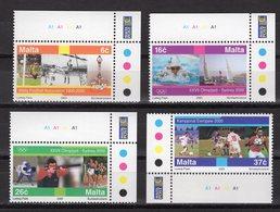MALTA -  SYDNEY 2000 OLYMPIC GAMES  O558 - Sommer 2000: Sydney - Paralympics