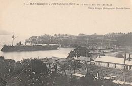 Martinique - Fort De France - Le Mouillage Du Carénage - N°°  7 Henri Conge - Fort De France