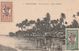 Martinique - Fort De France -  La Riviere Madame , N° 3 Henri Conge - Fort De France
