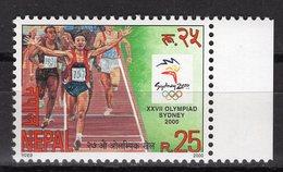 NEPAL -  SYDNEY 2000 OLYMPIC GAMES  O570 - Sommer 2000: Sydney - Paralympics