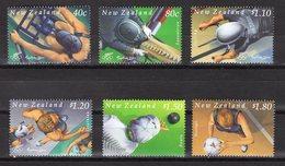 NEW ZEALAND -  SYDNEY 2000 OLYMPIC GAMES  O573 - Sommer 2000: Sydney - Paralympics