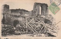 Martinique - Saint Pierrre - Interieur De La Cathe Drale  _ (1902) - Autres