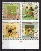 PAKISTAN -  SYDNEY 2000 OLYMPIC GAMES  O579 - Sommer 2000: Sydney - Paralympics