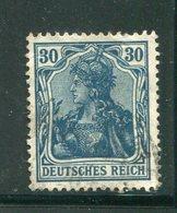 ALLEMAGNE EMPIRE- Y&T N°122- Oblitéré - Allemagne