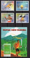 PAPUA -  SYDNEY 2000 OLYMPIC GAMES  O580 - Sommer 2000: Sydney - Paralympics