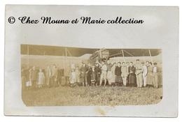 BREGUET 14 B2 MOTEUR LIBERTY BIPLAN BL 805 - AVION MILITAIRE - CARTE PHOTO - Guerre 1914-18