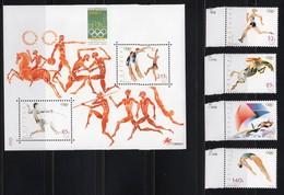 PORTUGAL -  SYDNEY 2000 OLYMPIC GAMES  O584 - Sommer 2000: Sydney - Paralympics