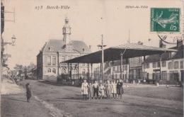 Bn - Cpa Berck - Ville - Hôtel De Ville - Berck