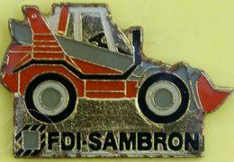BB 830..ENGINS DE : LEVAGE / TERRASSEMENT/ TRAVAUX PUBLICS /.......FDI   .SAMDRON - Other