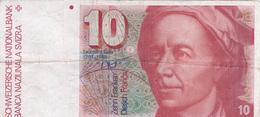 SCHWEIZERISCHE Nationalbank  1987 - Suisse