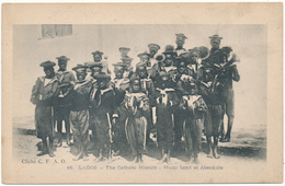 NIGERIA, LAGOS - The Catholic Mission - Music Band At Abeokuta - Nigeria