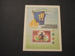 GRENADA-GRENADINES - BF 1976 GUIDE/MUSICA - NUOVI(++) - Grenada (1974-...)