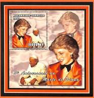 D- [36905] **/Mnh-Mozambique 2002 - Célébrité, Princesse, Croix-Rouge, Pape - Lady Diana. - Mozambique