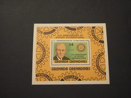 GRENADA-GRENADINES - BF 1980 ROTARY - NUOVI(++) - Grenada (1974-...)