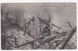 Paris - Incendie De La Halle Aux Cuirs - France