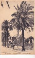 HYERES - Avenue Beauregard - Chapelle Anglicane - Hyeres