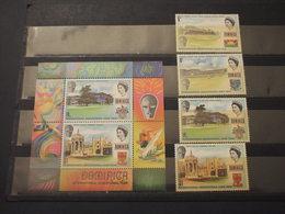 DOMINICA -  1971 EDUCAZIONE 4 VALORI + BF - NUOVI(++) - Dominica (1978-...)