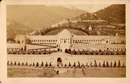 CDV, Italia, Genoa,Graveyard, Camposanto, Genova, Mangiagalli, Antonio - Oud (voor 1900)