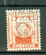 Nederland/Pays-Bas  1924  Yv. 161, NVPH 143, Mi 145 - 1891-1948 (Wilhelmine)
