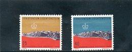 LIECHTENSTEIN 1958 ** - Liechtenstein