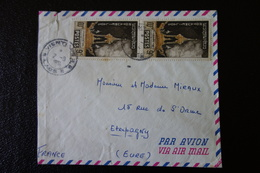 LAOS, LETTRE VENTIANE 1961 - Laos