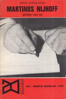 AO-reeks Boekje 1259 - Frans Berkelmans: Martinus Nijhoff Dichter Van Nú - 18-04-1969 - Geschiedenis