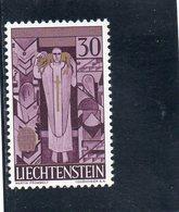 LIECHTENSTEIN 1959 ** - Liechtenstein