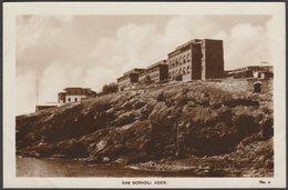 Ras Boradli, Aden, C.1920s - Lehem RP Postcard - Yemen