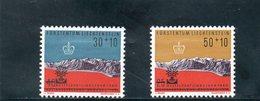 LIECHTENSTEIN 1960 ** - Liechtenstein