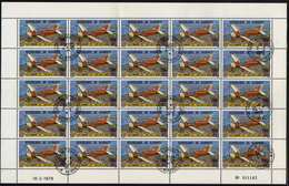 DJIBOUTI / PA 116 A 118 EN FEUILLES COMPLETES OB / COTE > 75.00 EUROS / 3 IMAGES (ref 1121) - Djibouti (1977-...)