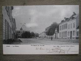 Cpa Limal (Wavre) - La Place - Imp. Papeterie Charlier-Niset - 1906 - Wavre