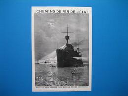 (1910) CHEMINS De FER De L'ÉTAT (Manche Et Océan) - Unclassified