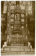 LIVERPOOL CATHEDRAL - THE REREDOS - Liverpool