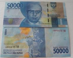 Indonesia - 50000 Rupees 2016 / 2017 UNC Ukr-OP - Indonesia