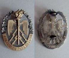 Insigne Ecole De Guerre - Ecole Militaire - Army