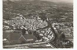 CP DRÔME MONTELIMAR Vallée Du Rhône, Vue Aérienne De La Ville - Montelimar