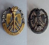 Insigne Ecole De Guerre - Ecole Militaire (variante) - Army