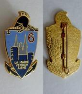 Insigne Du 6 Rgt Du Génie - Army