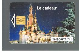 FRANCIA (FRANCE) -  1993 DISNEY: CASTLE  - USED°- RIF. 10884 - Francia