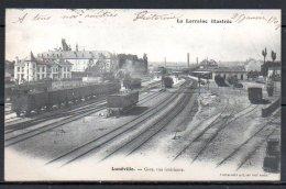 54-Lunéville, Gare, Vue Intérieure - Luneville