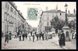 54-Lunéville, Rue Gambetta - Luneville