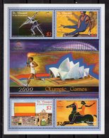 ST VINCENT -  SYDNEY 2000 OLYMPIC GAMES  O586 - Sommer 2000: Sydney - Paralympics
