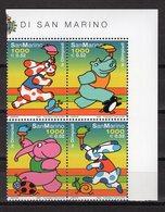 SAN MARINO -  SYDNEY 2000 OLYMPIC GAMES  O588 - Sommer 2000: Sydney - Paralympics