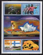 SIERRA LEONE -  SYDNEY 2000 OLYMPIC GAMES  O590 - Sommer 2000: Sydney - Paralympics