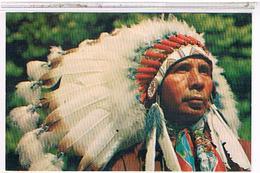INDIENS   CHIEF  CHEROKEE    CPM TBE - Indiani Dell'America Del Nord