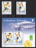 SOLOMON ISLANDS  -  SYDNEY 2000 OLYMPIC GAMES  O594 - Sommer 2000: Sydney - Paralympics