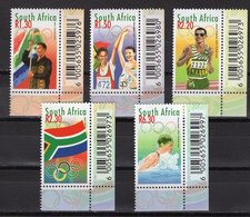 SOUTH AFRICA  -  SYDNEY 2000 OLYMPIC GAMES  O595 - Sommer 2000: Sydney - Paralympics
