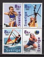 SWEDEN  -  SYDNEY 2000 OLYMPIC GAMES  O598 - Sommer 2000: Sydney - Paralympics
