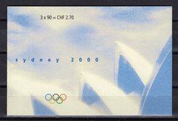 SWITZERLAND  -  SYDNEY 2000 OLYMPIC GAMES  O599 - Sommer 2000: Sydney - Paralympics